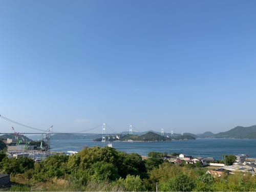 しまなみ海道の絶景